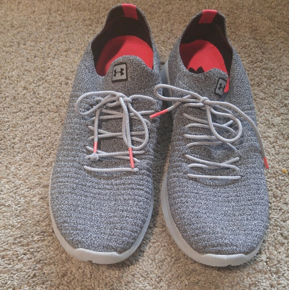 Under Armour Smgx Running Shoes Gray
